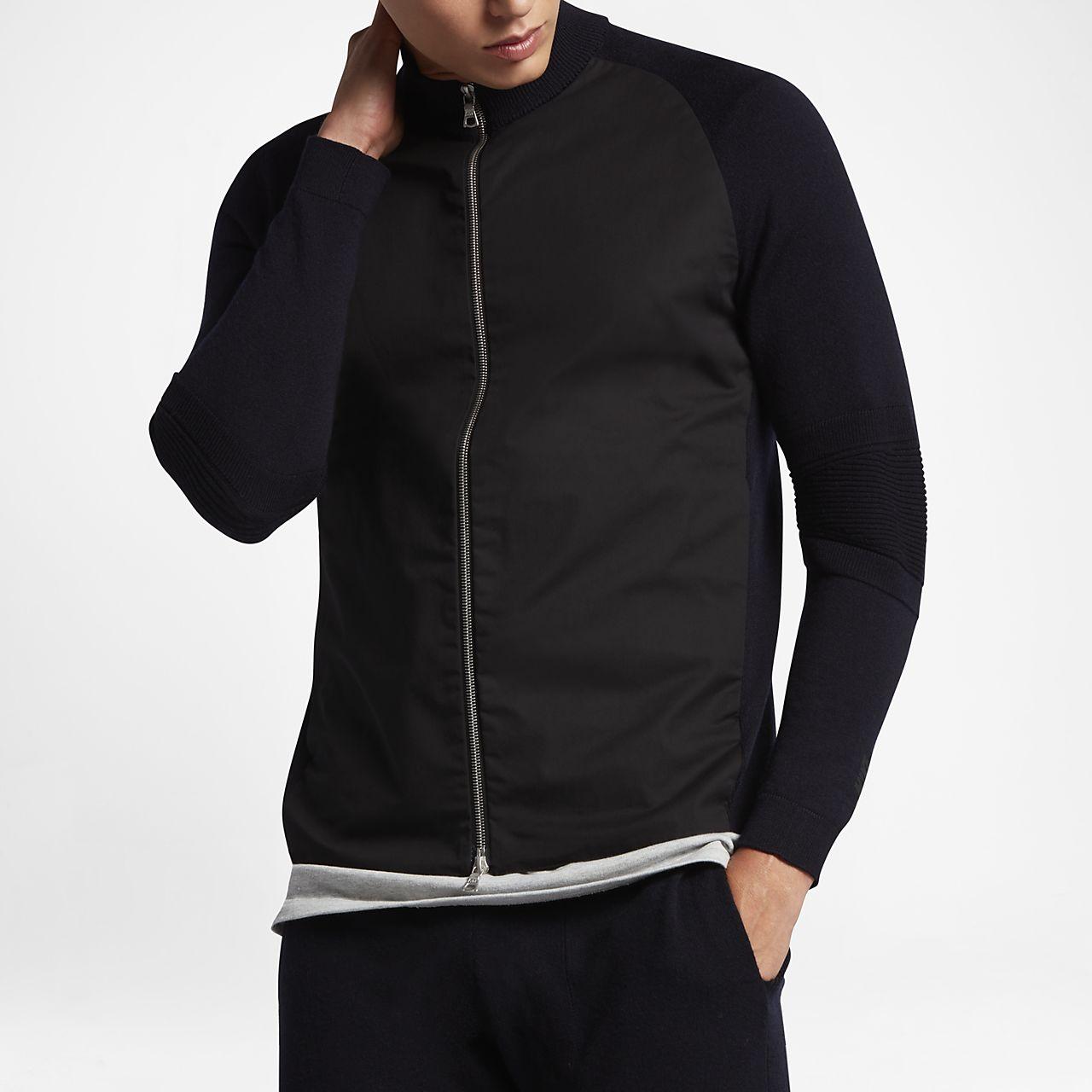 NikeLab Tech Knit N98 男子夹克