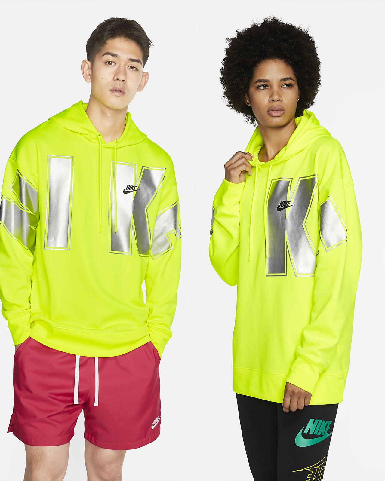 Fleecehuvtröja Nike Sportswear för män