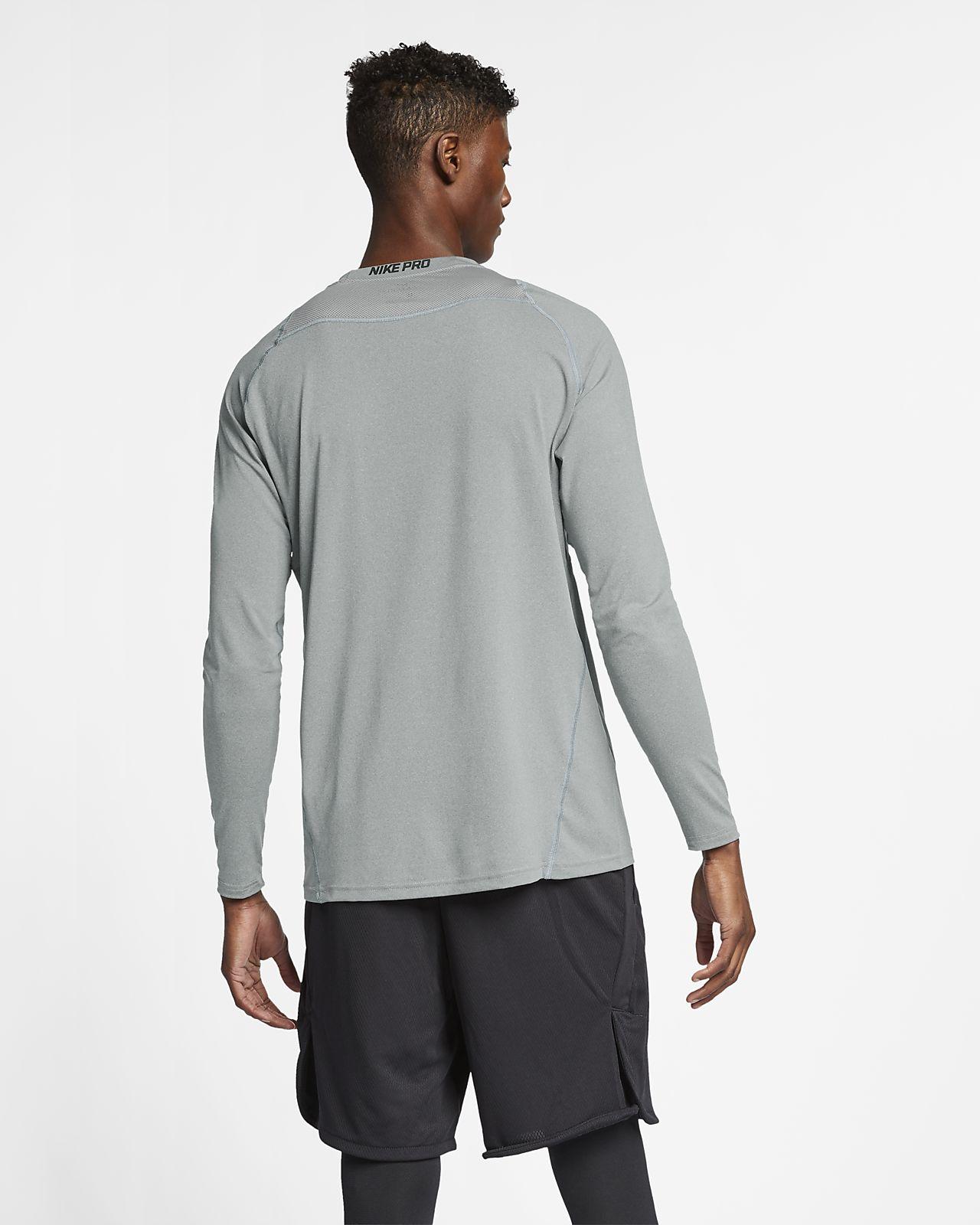 09c4070a9d2 Low Resolution Nike Pro Men s Long-Sleeve Fitted Top Nike Pro Men s Long- Sleeve Fitted Top