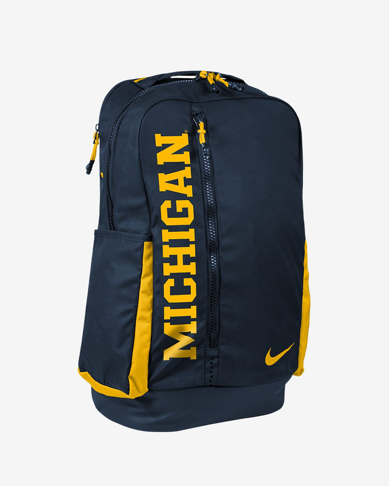 Nike College Vapor Power 2.0 (Michigan) Training Backpack