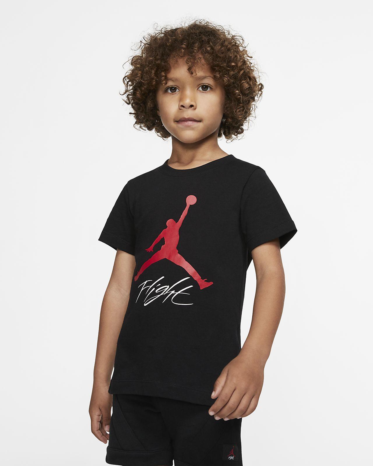 T-shirt Jordan Jumpman Flight för barn
