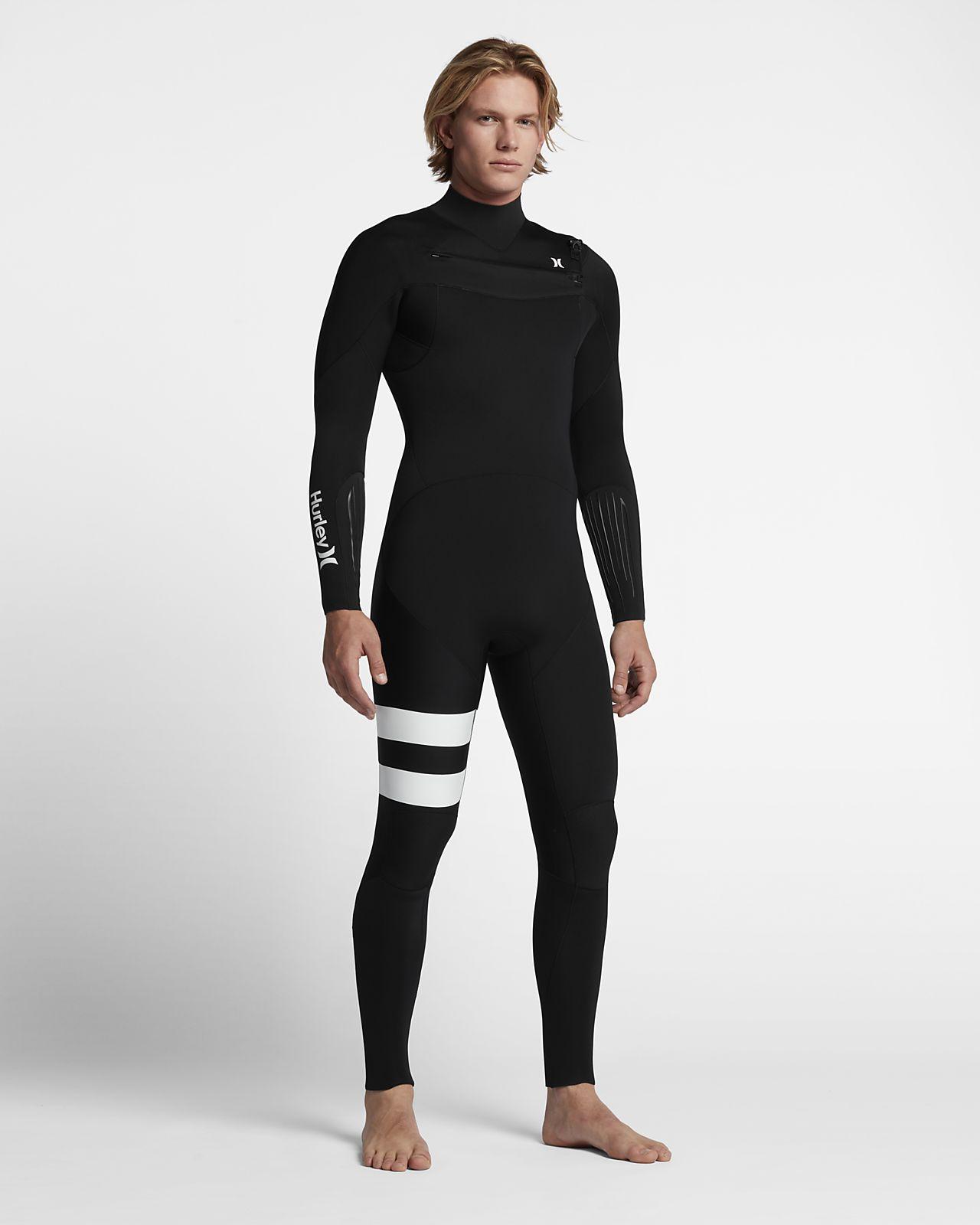 Fato de surf Hurley Advantage Elite 3/3mm Fullsuit para homem