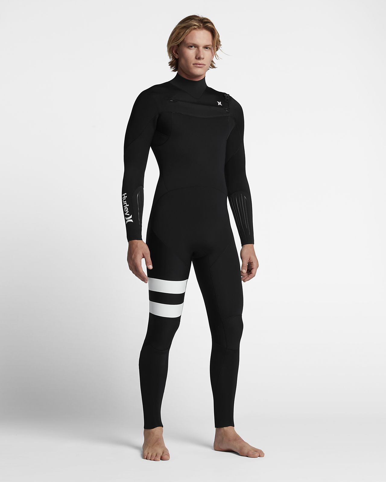 Hurley Advantage Elite 3 / 3 mm Fullsuit våtdrakt for herre