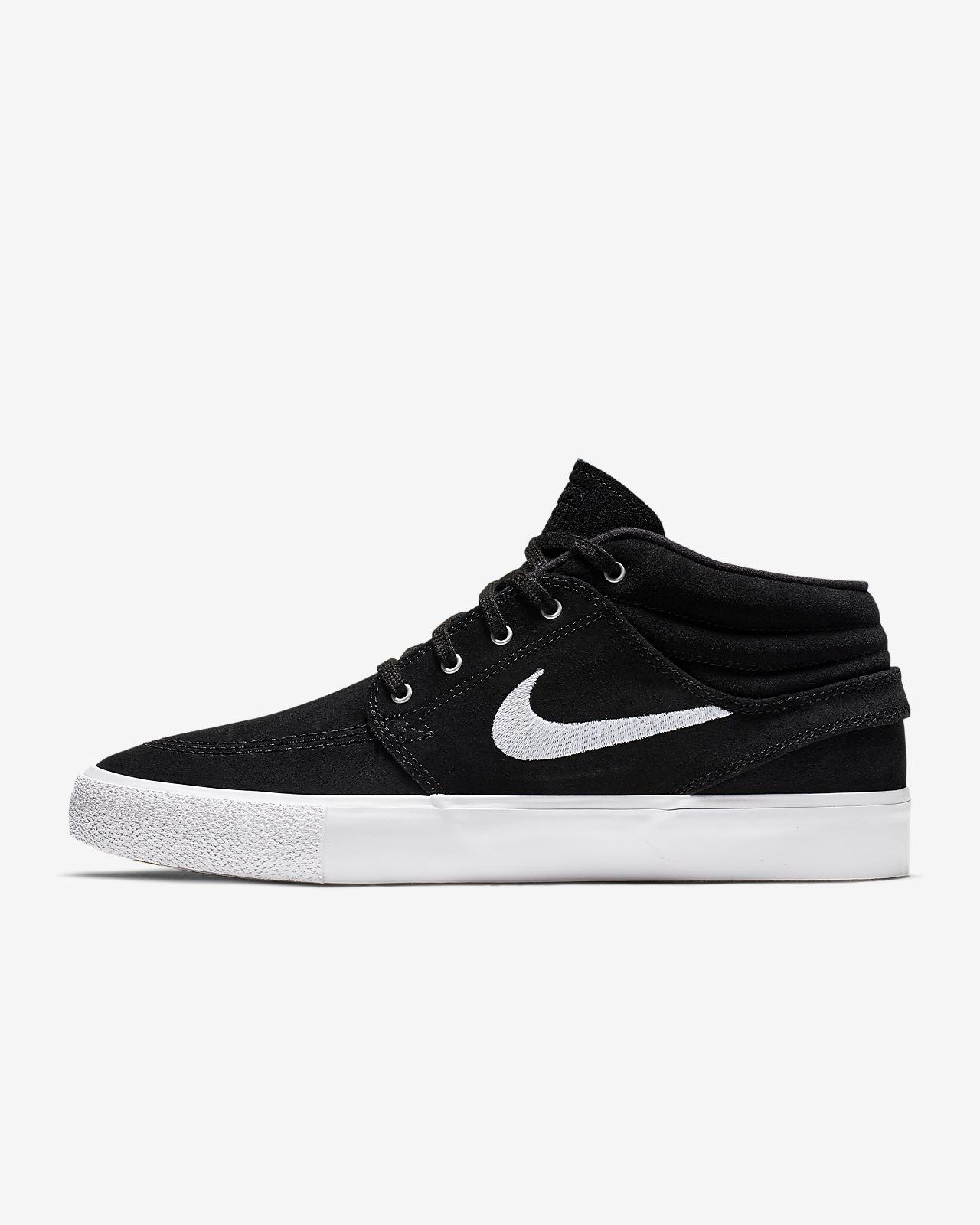 Nike SB Zoom Stefan Janoski Mid RM 滑板鞋