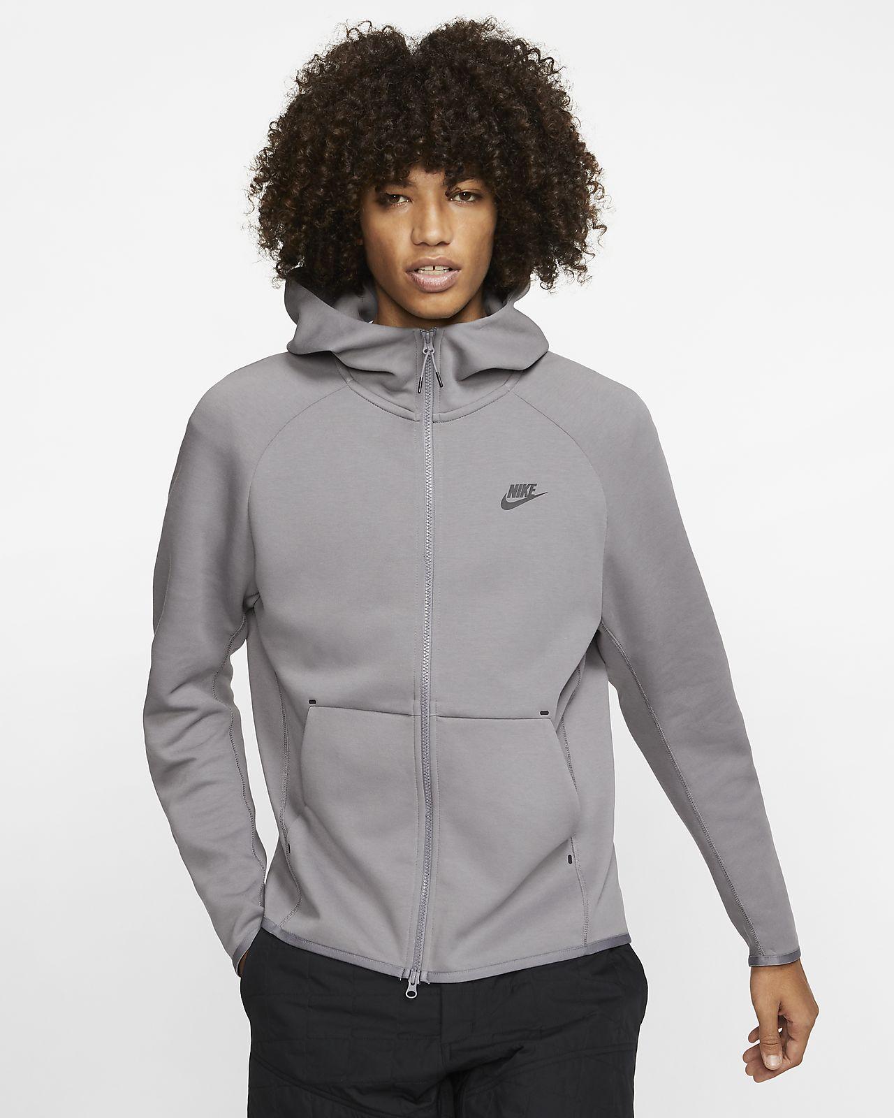 Nike Sportswear Tech Fleece Men\u0027s Full,Zip Hoodie