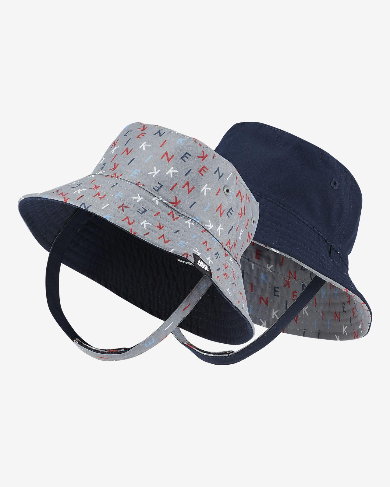 Nike Baby Reversible Bucket Hat. Nike.com f68bf7e988e