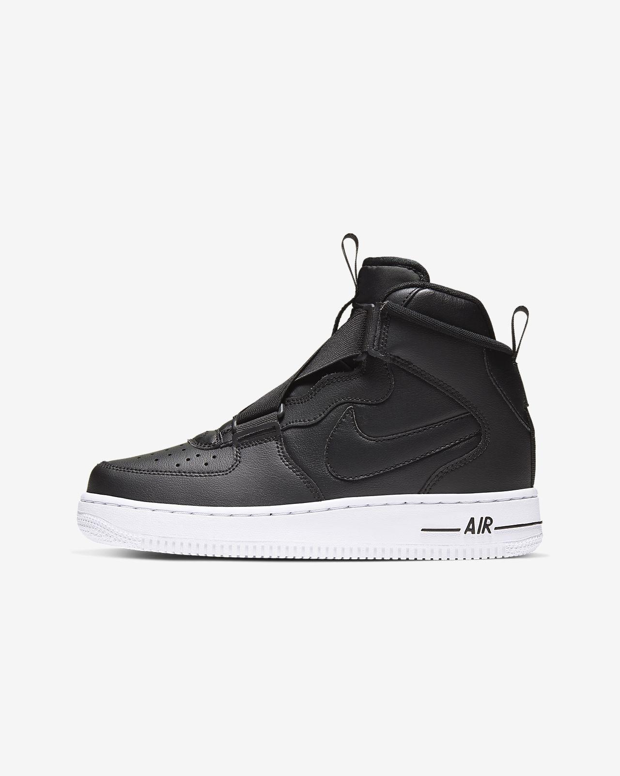 Nike Air Force 1 High Top Herrenschuhe klassisch Weiß