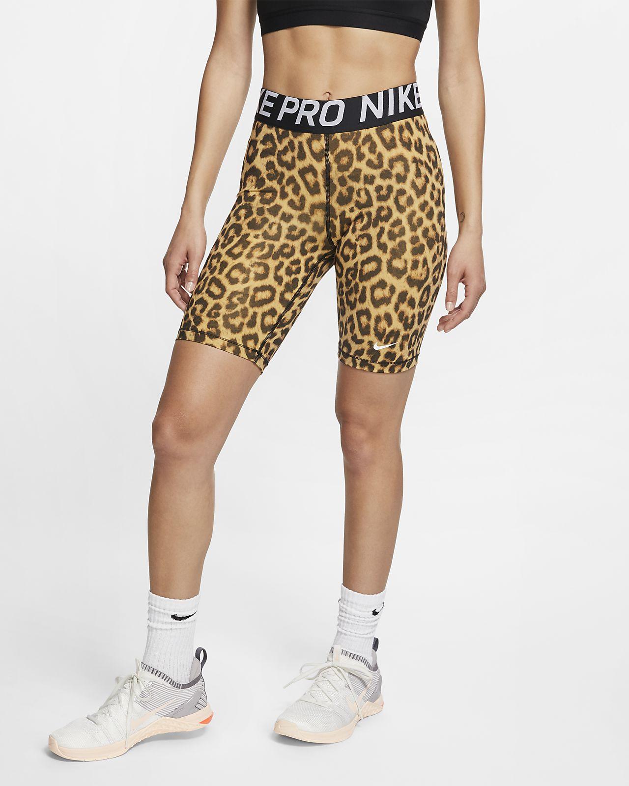 Shorts stampati 20 cm Nike Pro Donna. Nike IT