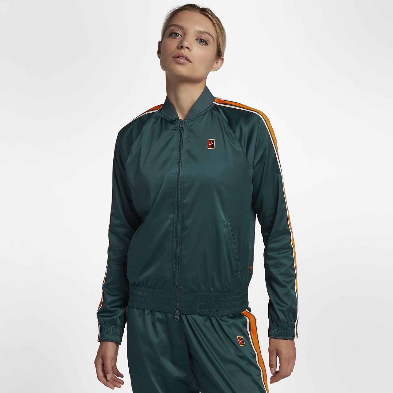 NikeCourt női teniszkabát
