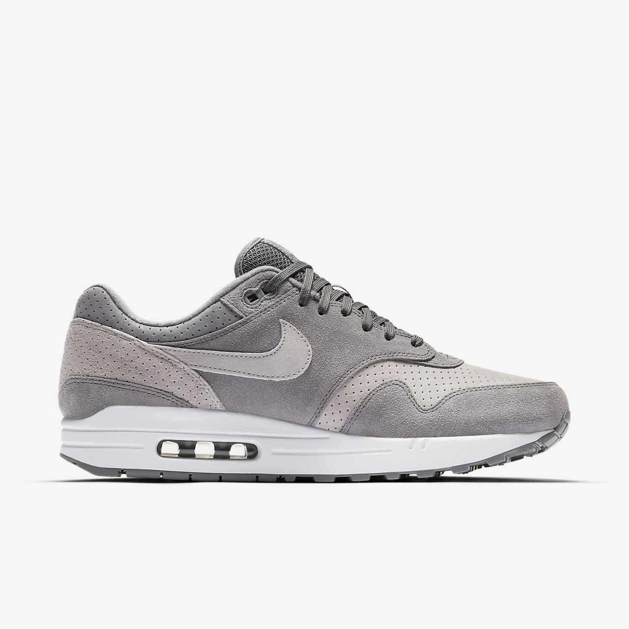 nike air max 1 black white wolf grey nz