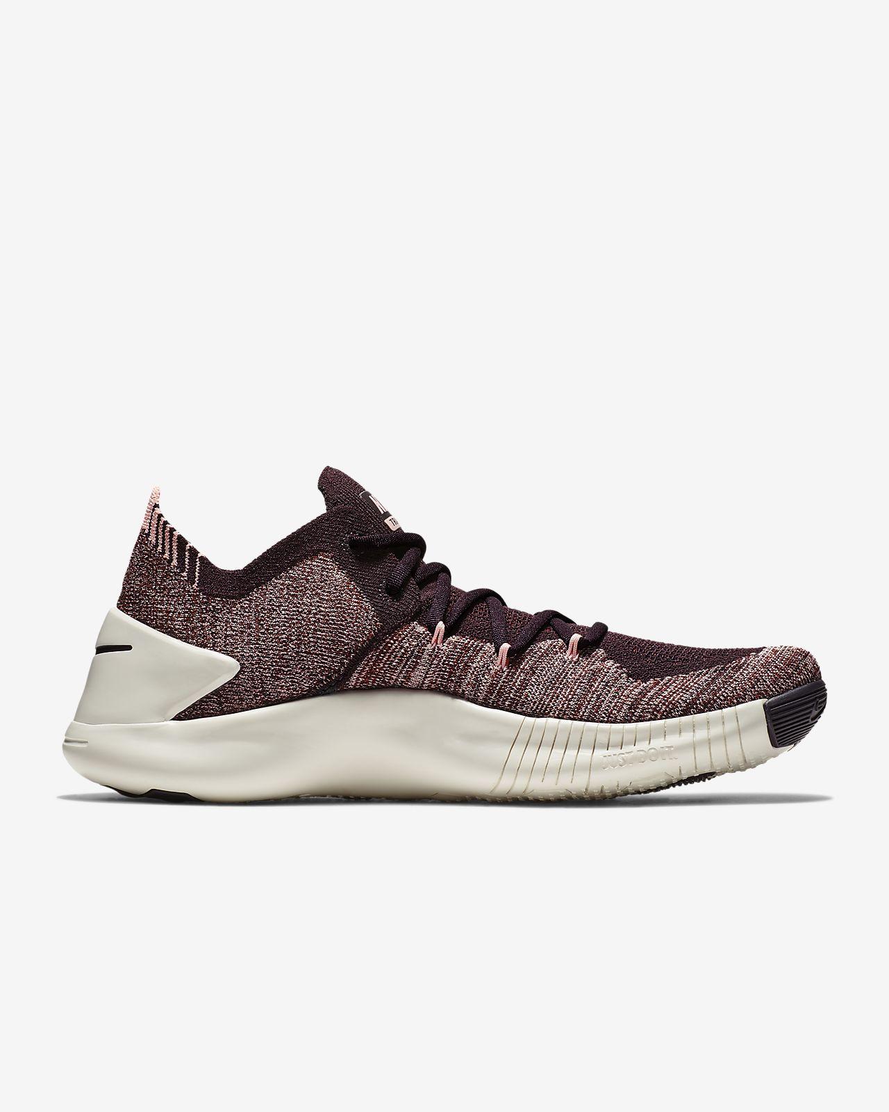 746b31c1ecd6 Nike Free TR Flyknit 3 Women s Gym HIIT Cross Training Shoe ...