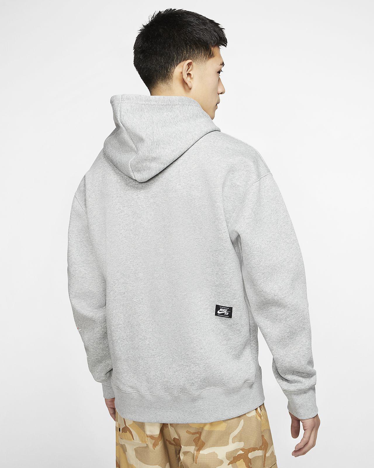 Nike SB Icon Skateboard Hoodie für Herren