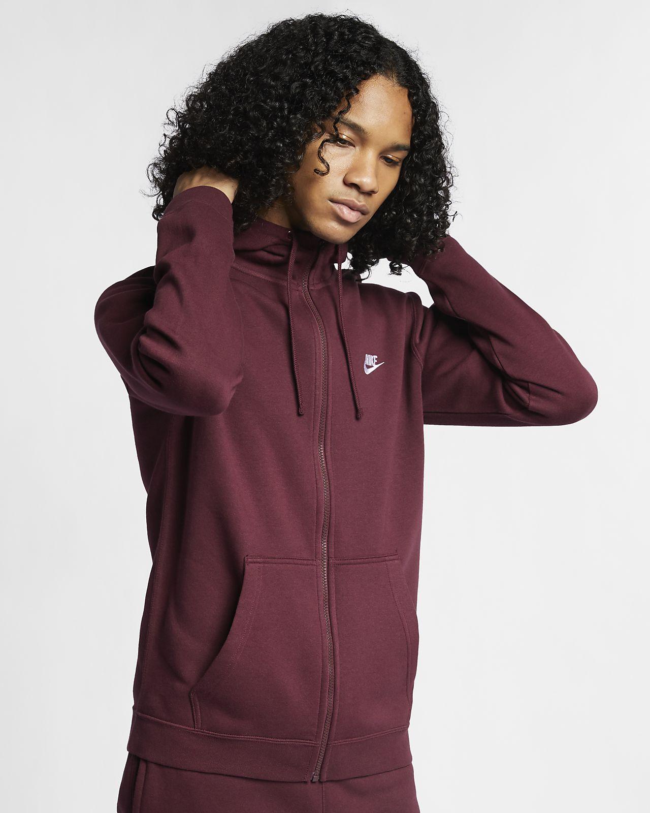 323d476d2 Nike Sportswear Club Fleece Hoodie. Nike.com SE