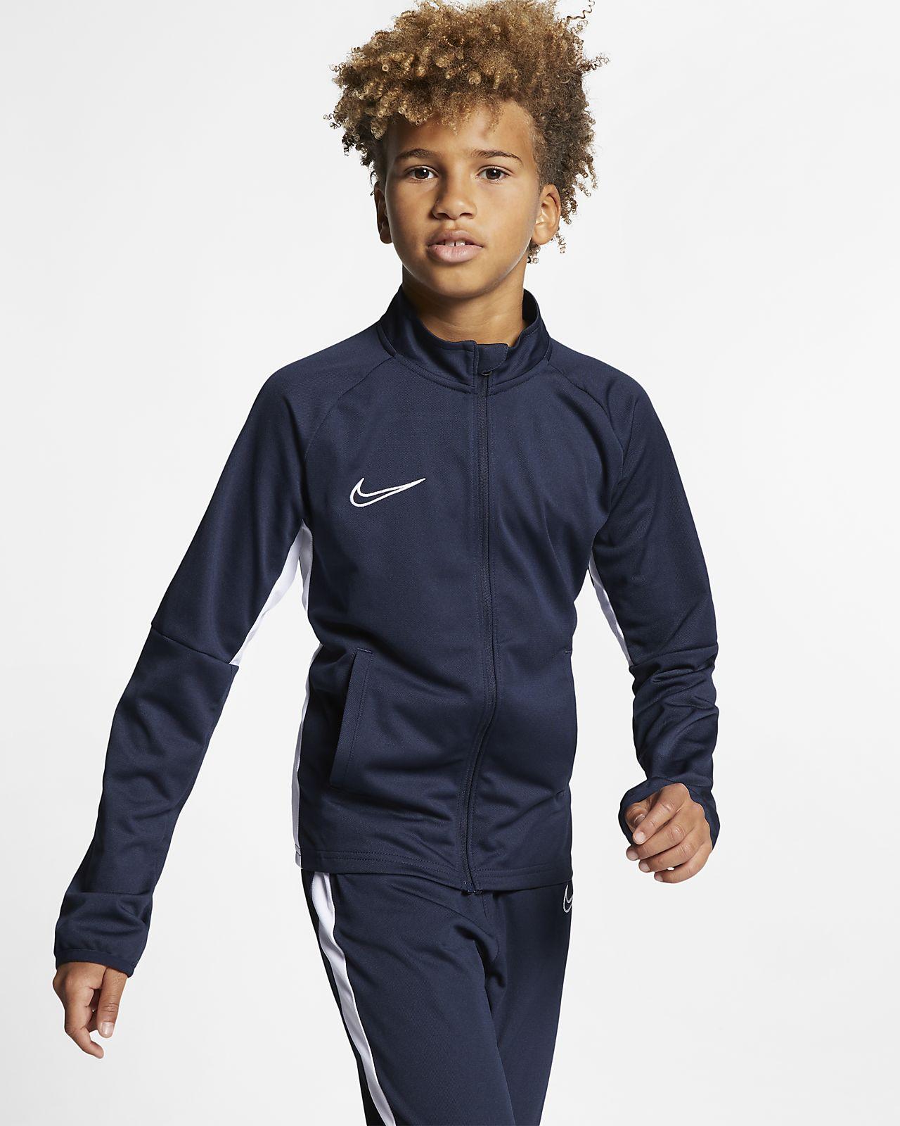 Survêtement de football Nike Dri FIT Academy pour Enfant plus âgé