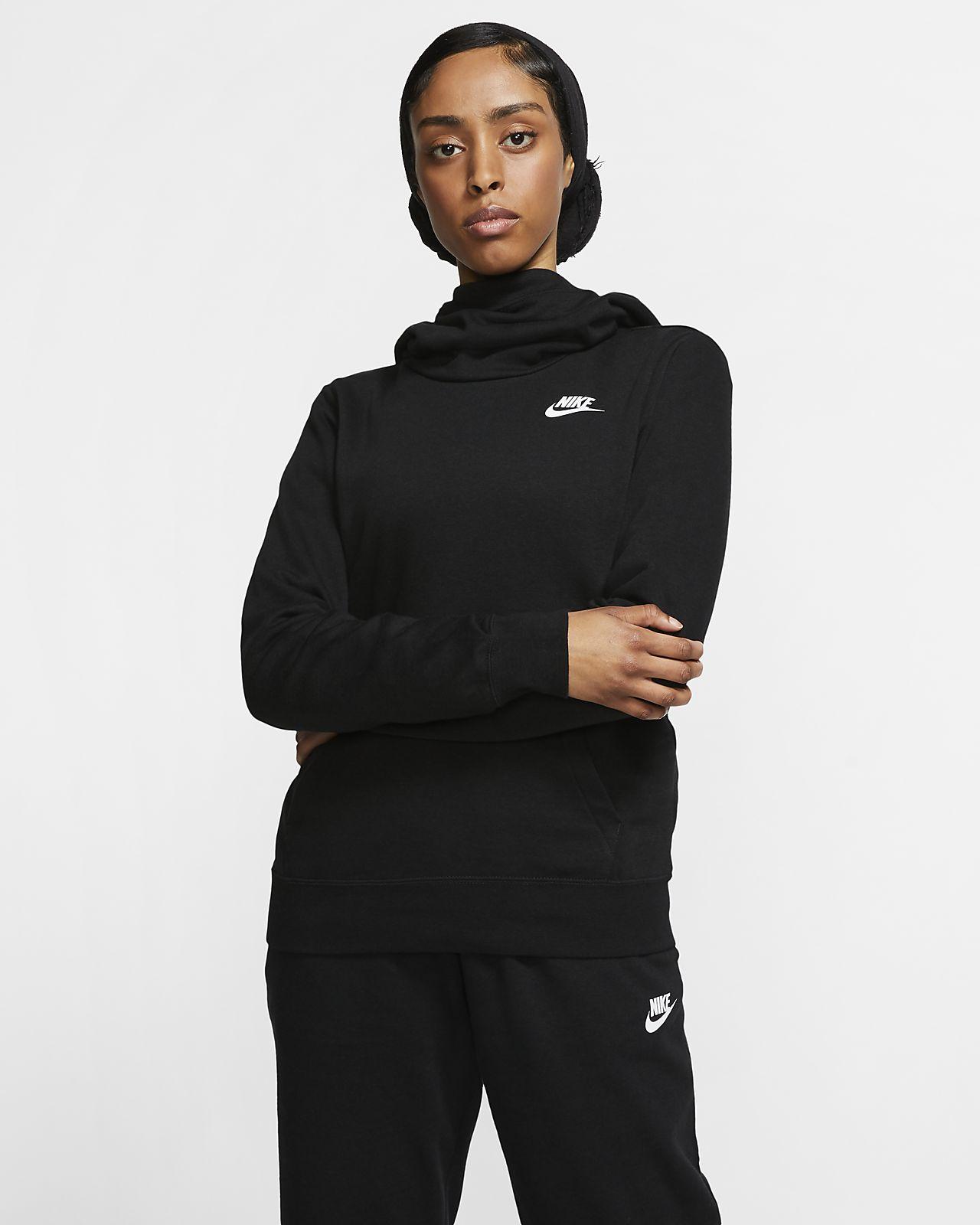 Nike Sportswear Women's Funnel Neck Hoodie