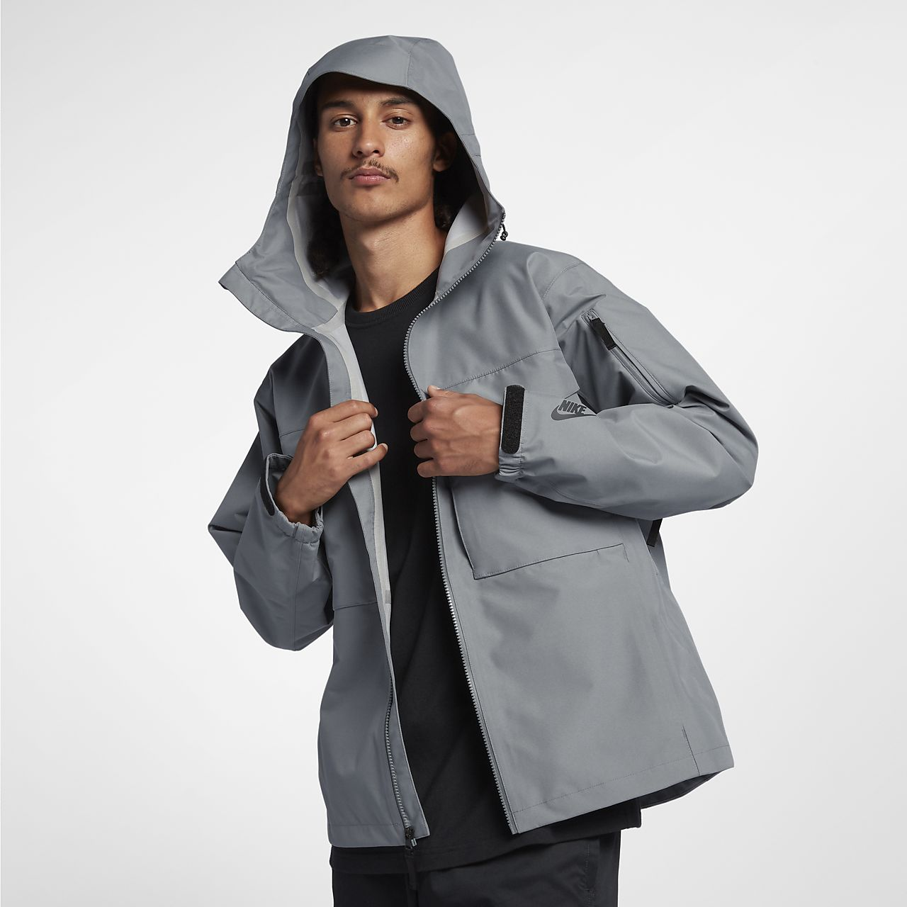 Chamarra para hombre NikeLab Collection Wet Reveal