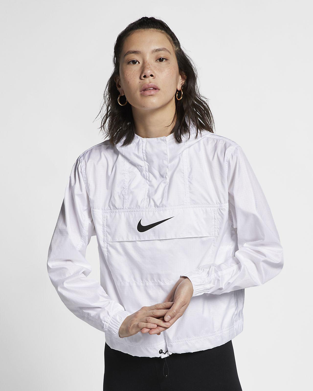 Rompeviento ligero para mujer Nike Sportswear Animal Print