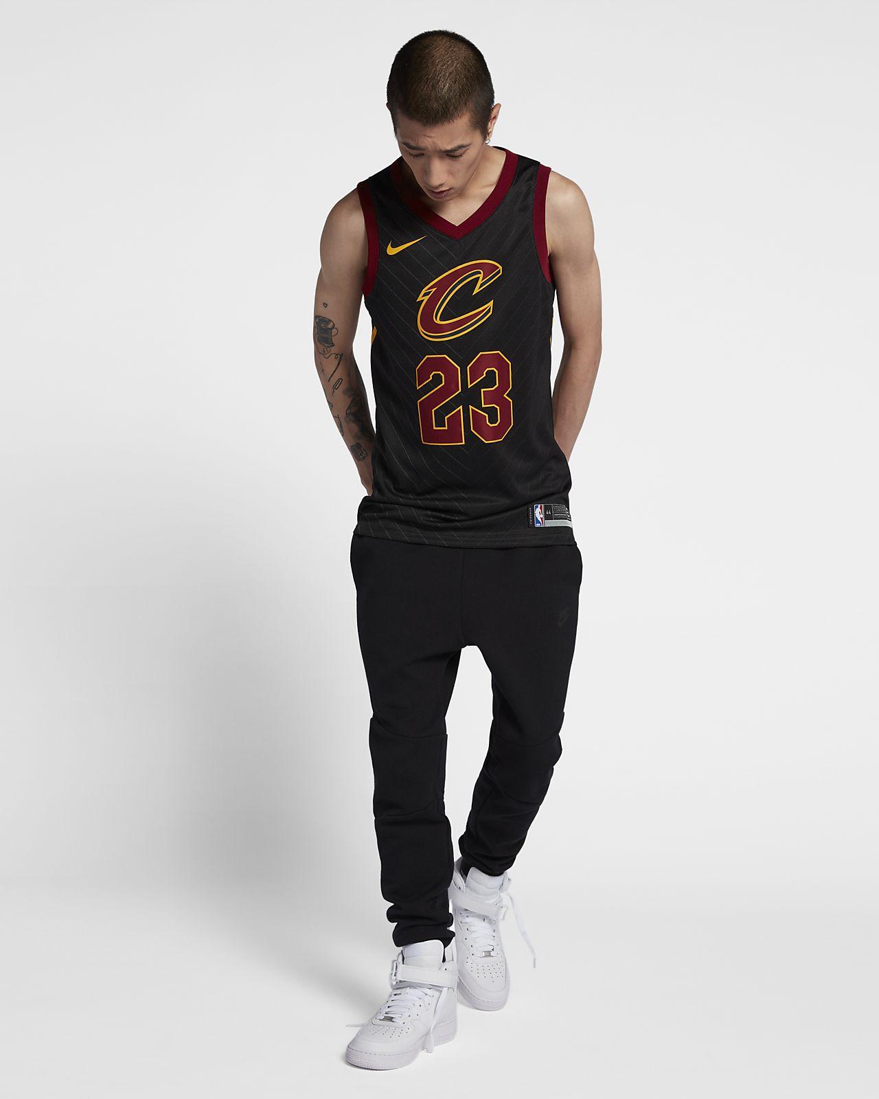 42820cb6117 ... LeBron James Statement Edition Swingman (Cleveland Cavaliers) Men s Nike  NBA Connected Jersey