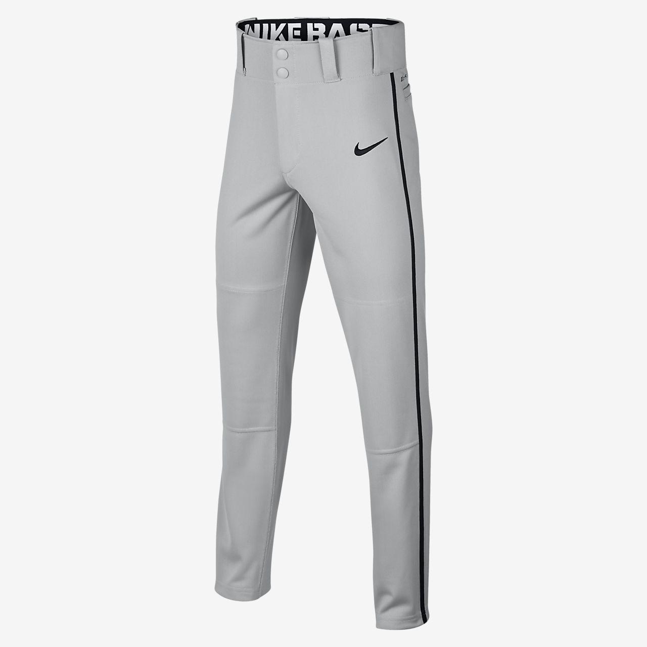 dea4d0da8 Nike Swoosh Big Kids' (Boys') Baseball Pants. Nike.com