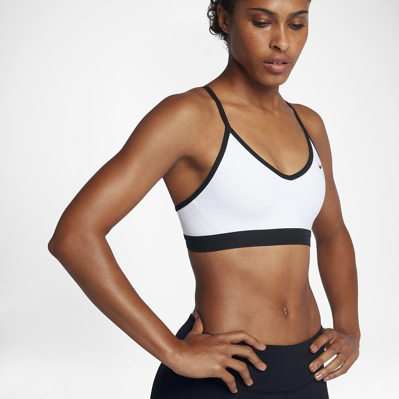 ... Nike Indy Cross Back Women's Light Support Sports Bra