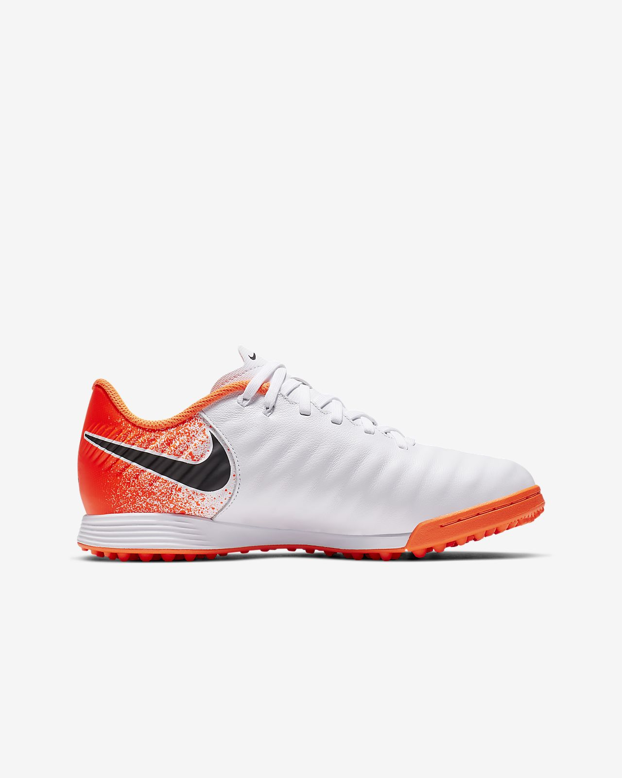 super popular db2f5 20159 Nike Jr. Tiempo Legend VII Academy TF Younger/Older Kids' Artificial-Turf  Football Shoe