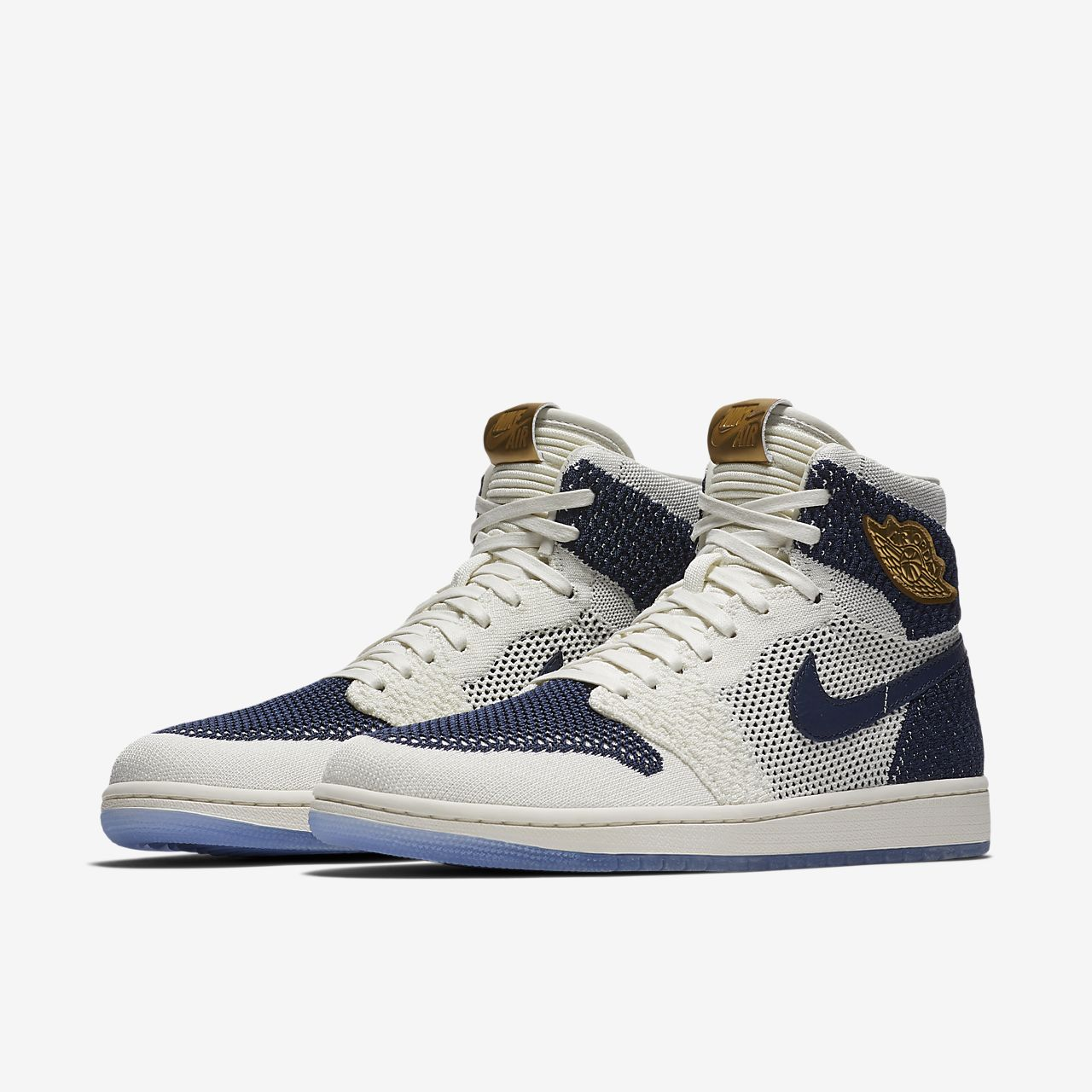 Air Jordan 1 Rétro Haute Flyknit Sweat Re2pect
