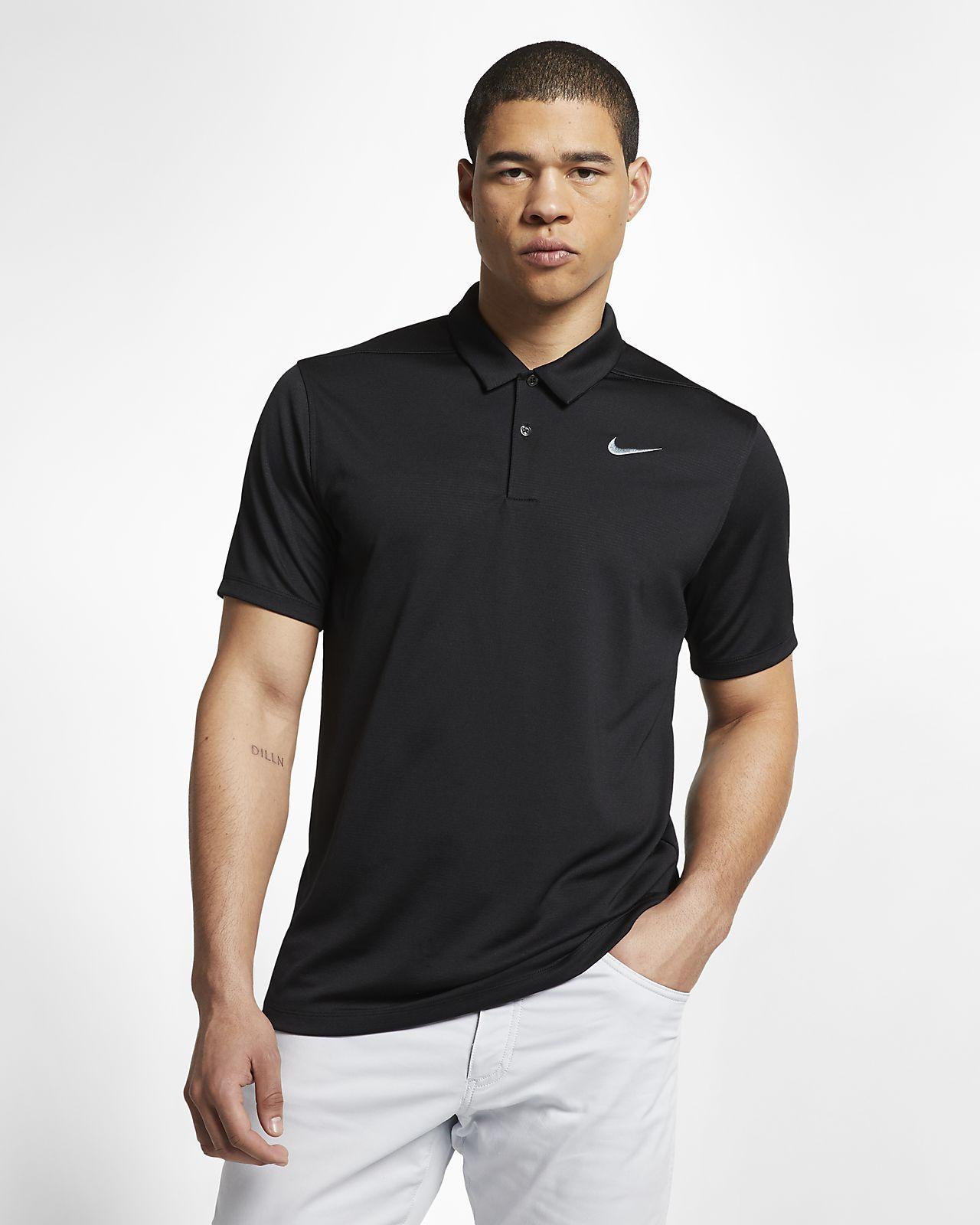 Nike Dri-FIT-golfpolo til mænd