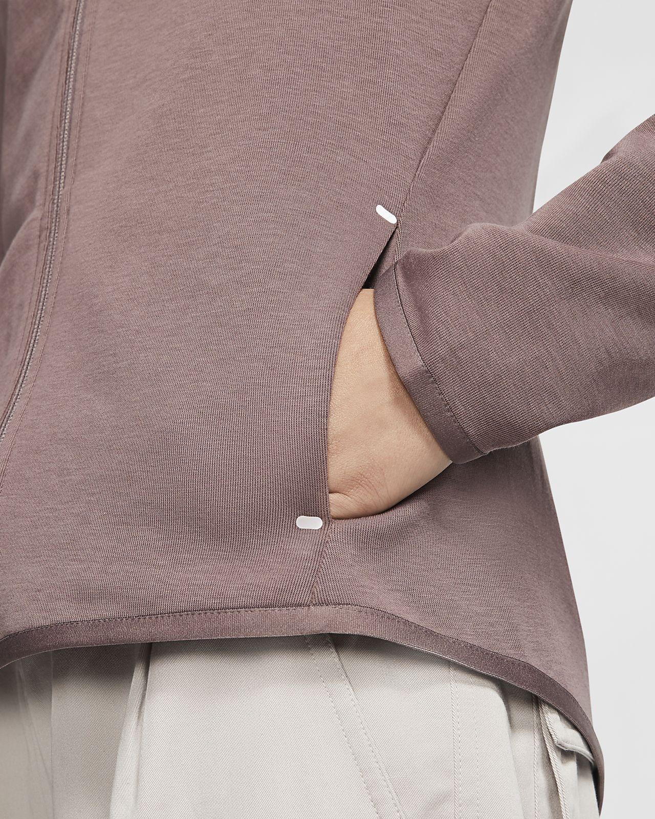 Nike Sportswear Windrunner Tech Fleece Damen Hoodie mit durchgehendem Reißverschluss