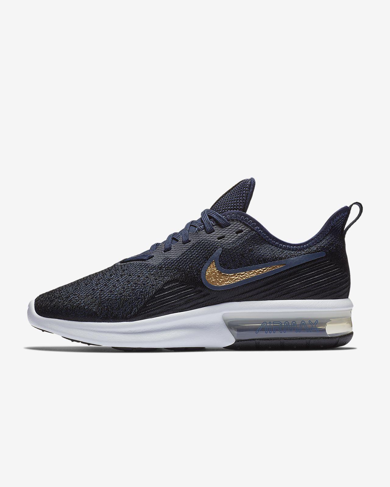 on sale ba3b2 00ba1 Nike Air Max Sequent 4-sko til kvinder