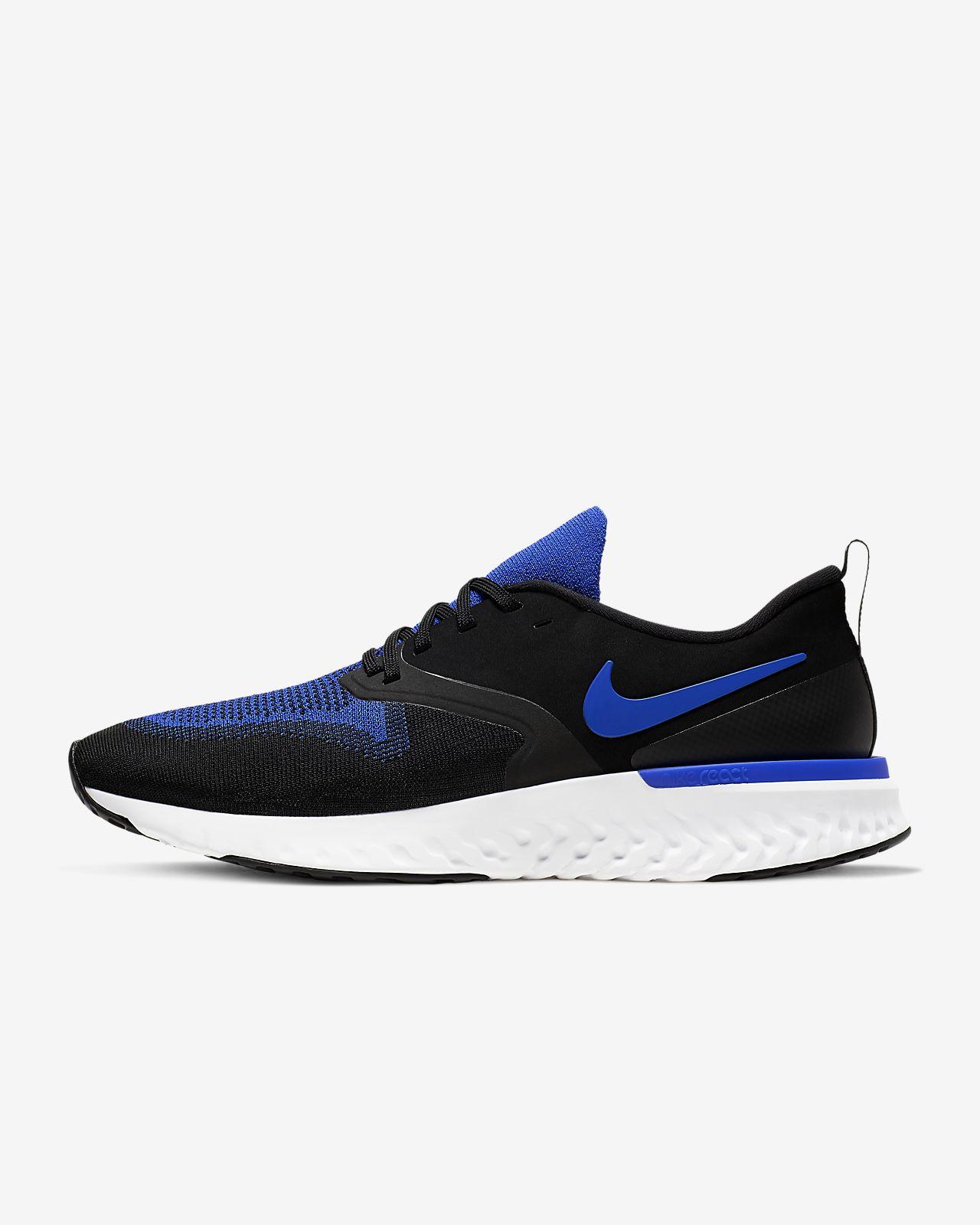 Nike Odyssey React Flyknit 2 Hardloopschoen voor heren