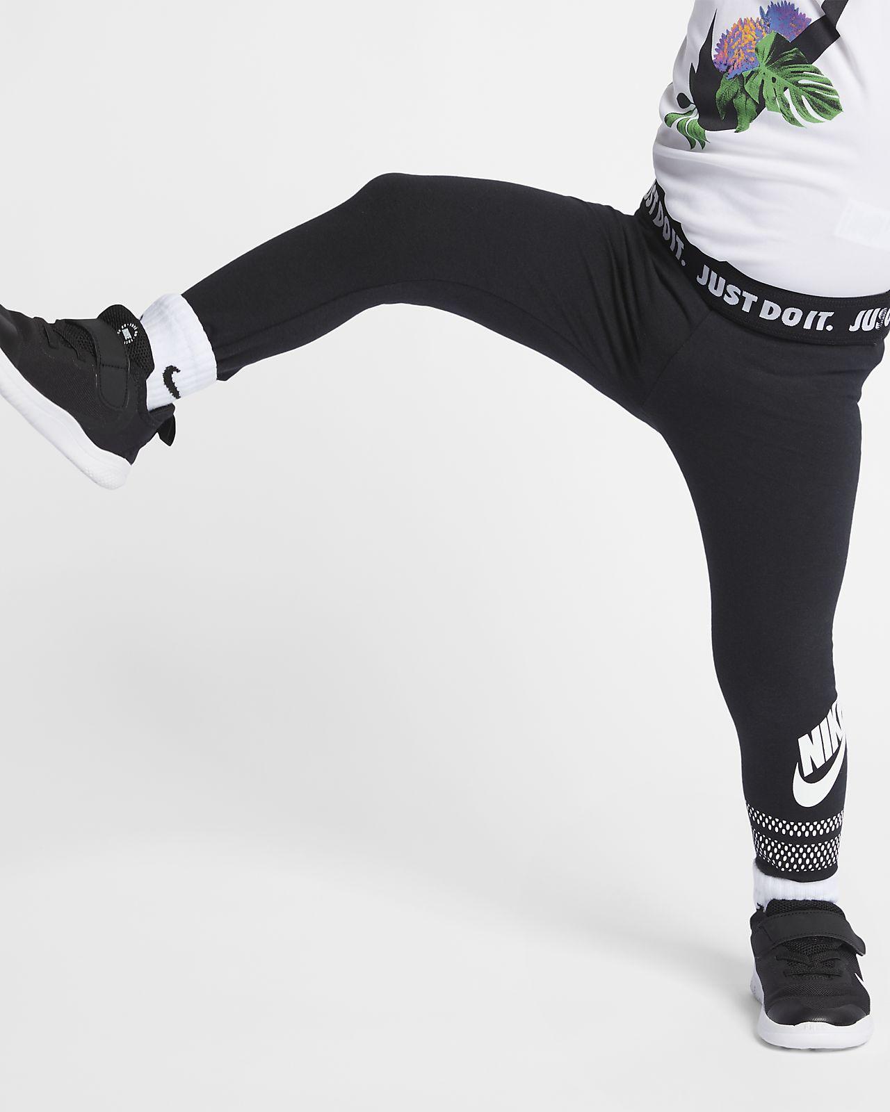 d0befda01970d Nike Sportswear Toddler Leggings. Nike.com GB