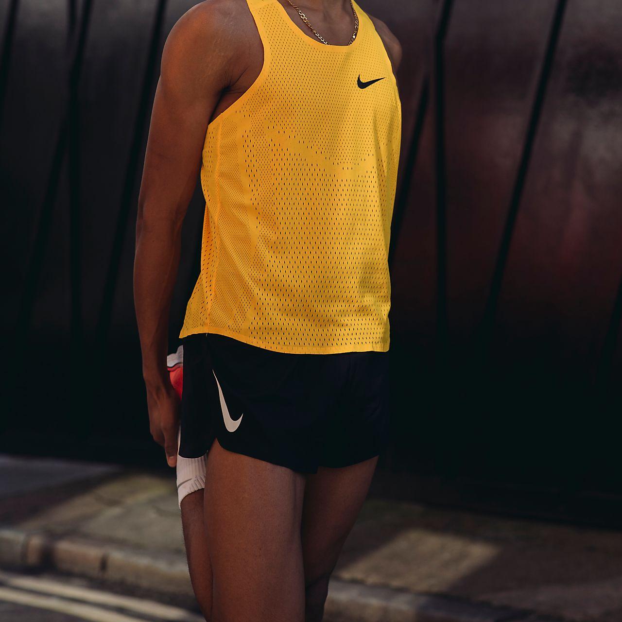 Nike Aeroswift 2 Inch London Short Herren
