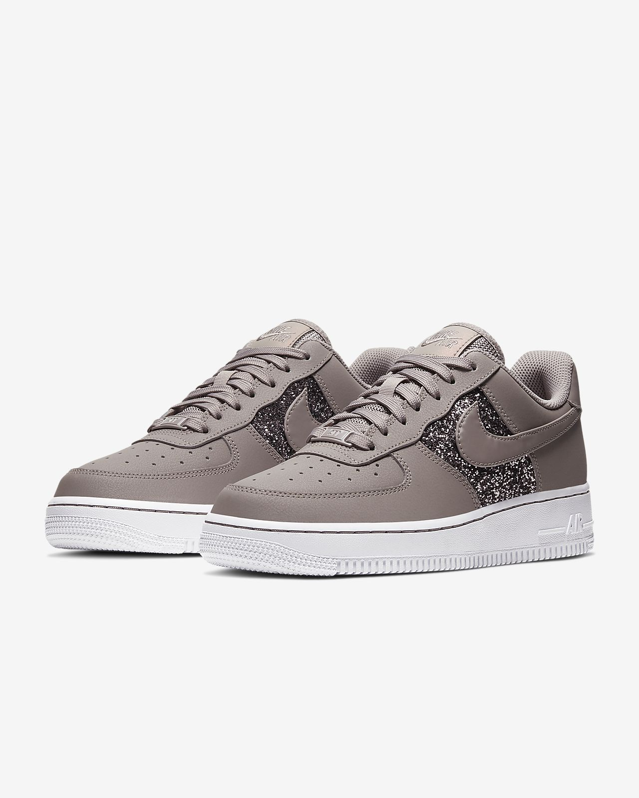 Nike Air Force 1 Low Damesschoen met glitter Top 10