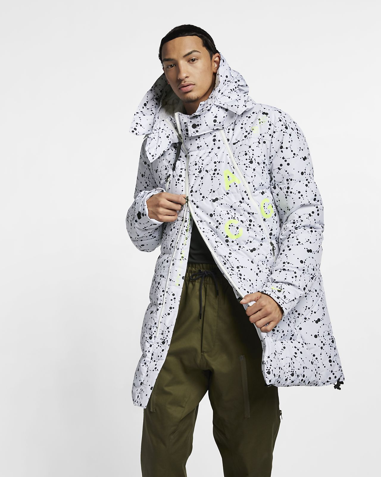 NikeLab ACG Down-Fill Men's Parka