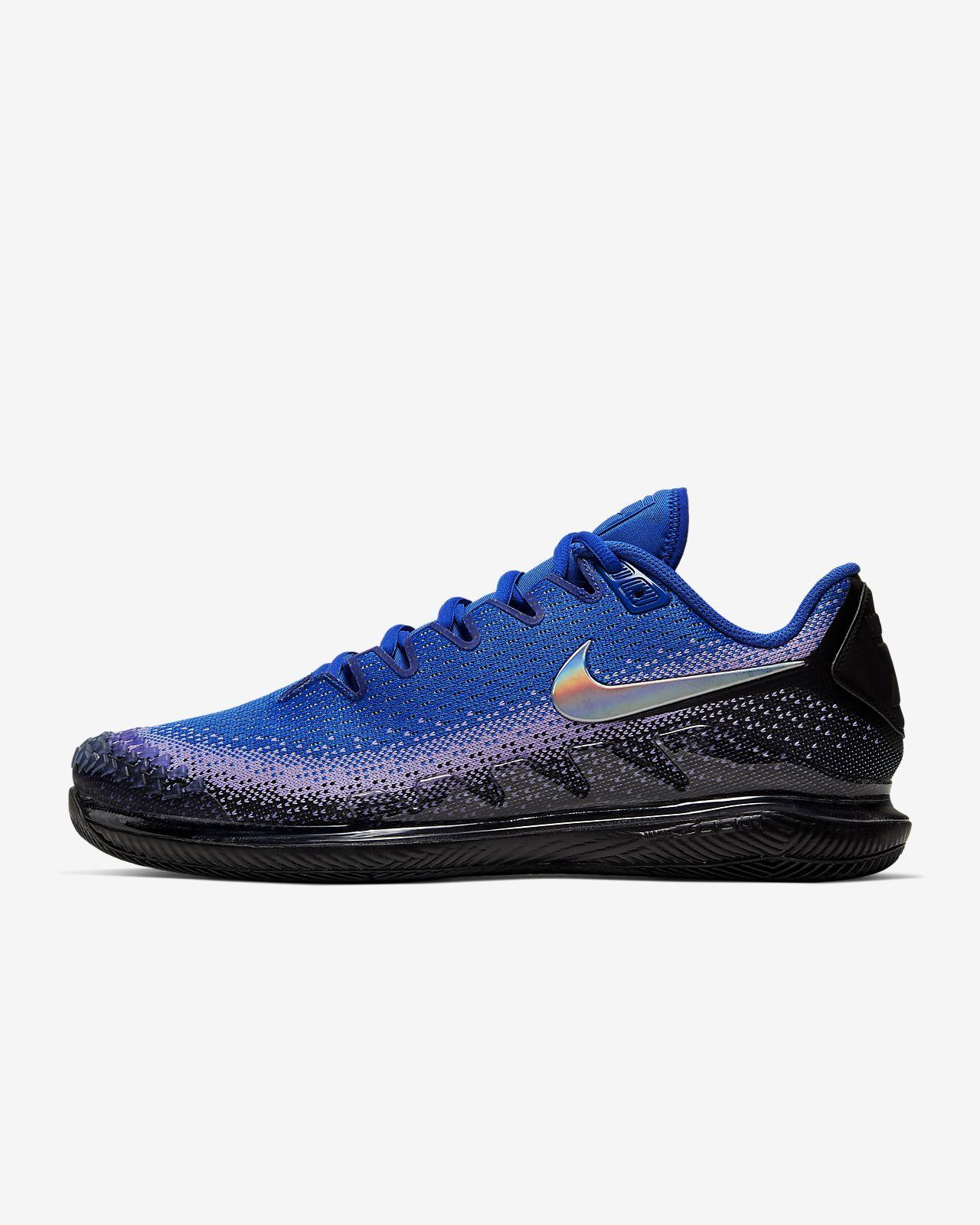 NikeCourt Air Zoom Vapor X Knit Hardcourt tennisschoen voor heren