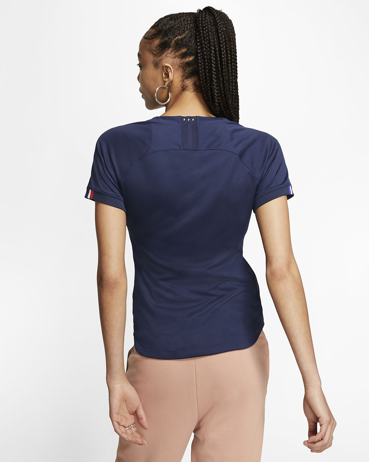 e6f0876f FFF 2019 Stadium Home Women's Football Shirt. Nike.com ZA