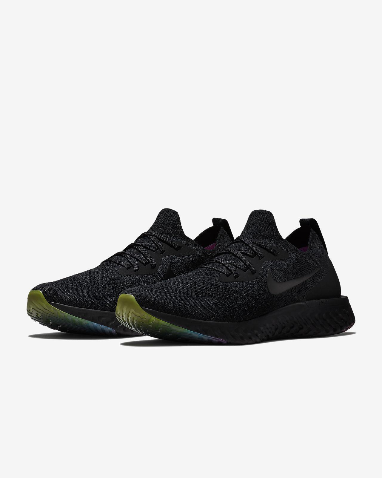 37bd82e81f46 Nike Epic React Flyknit BETRUE Men s Running Shoe. Nike.com