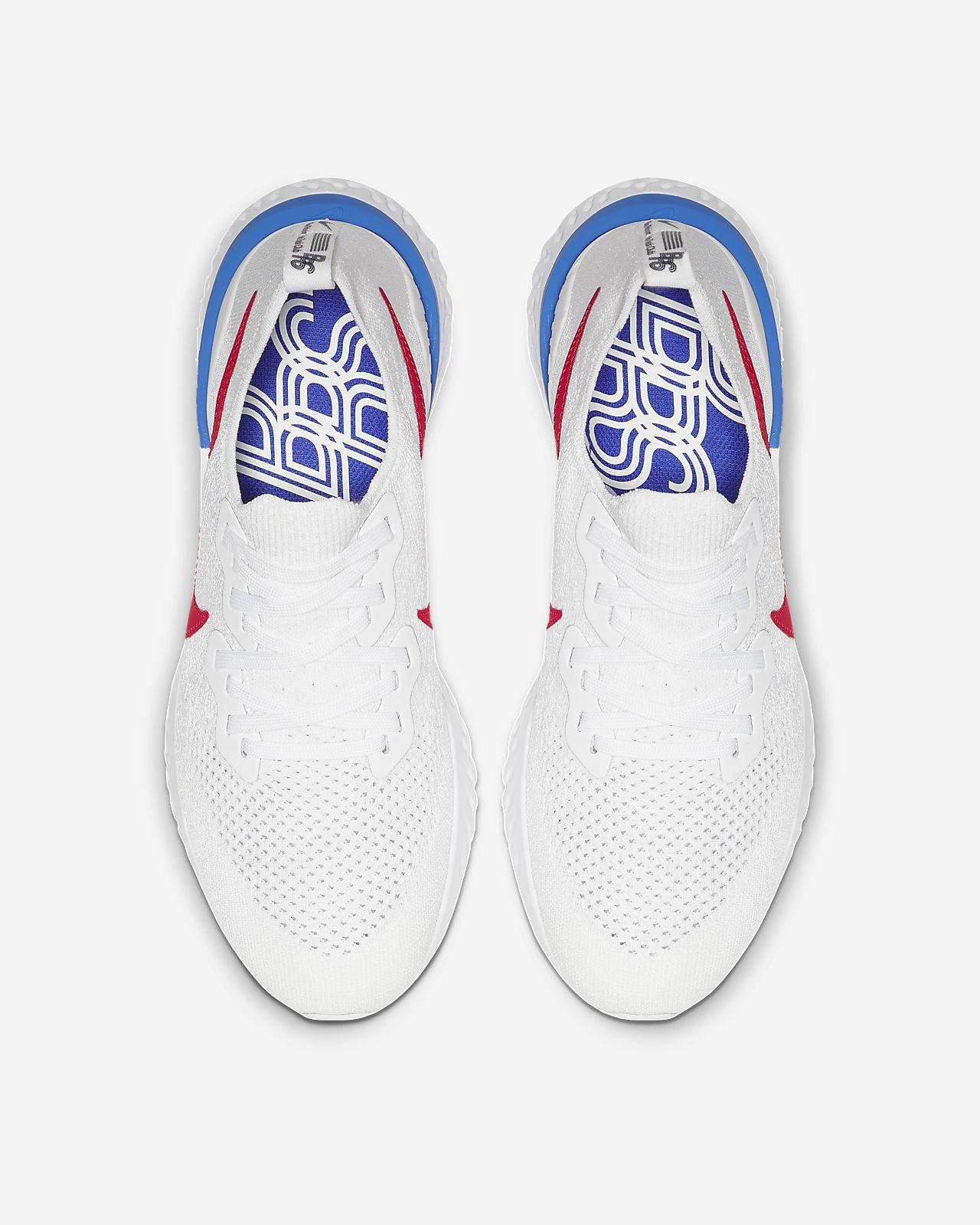 52f6993c997 Nike Epic React Flyknit 2 BRS Men's Running Shoe