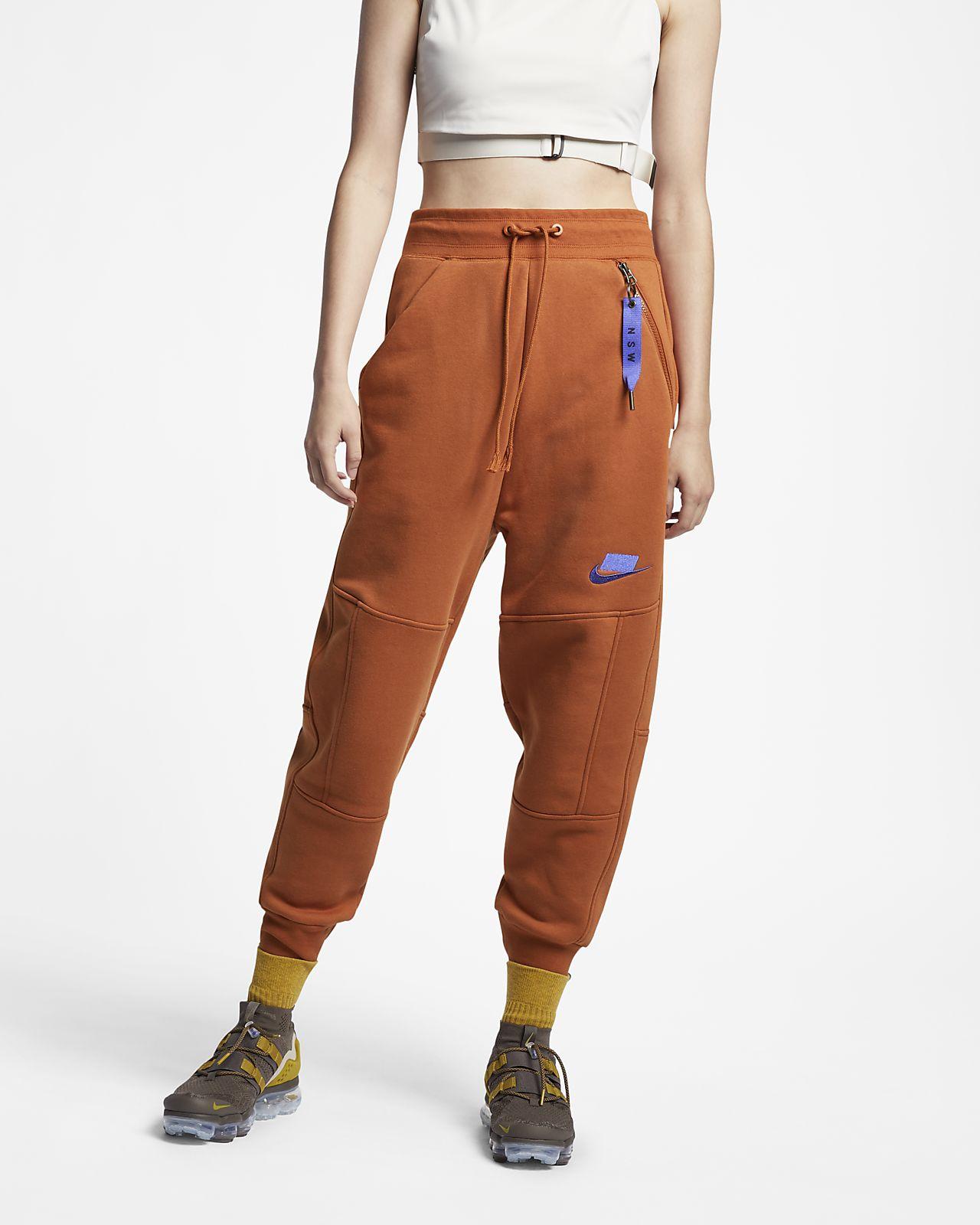 jogging femme nike orange