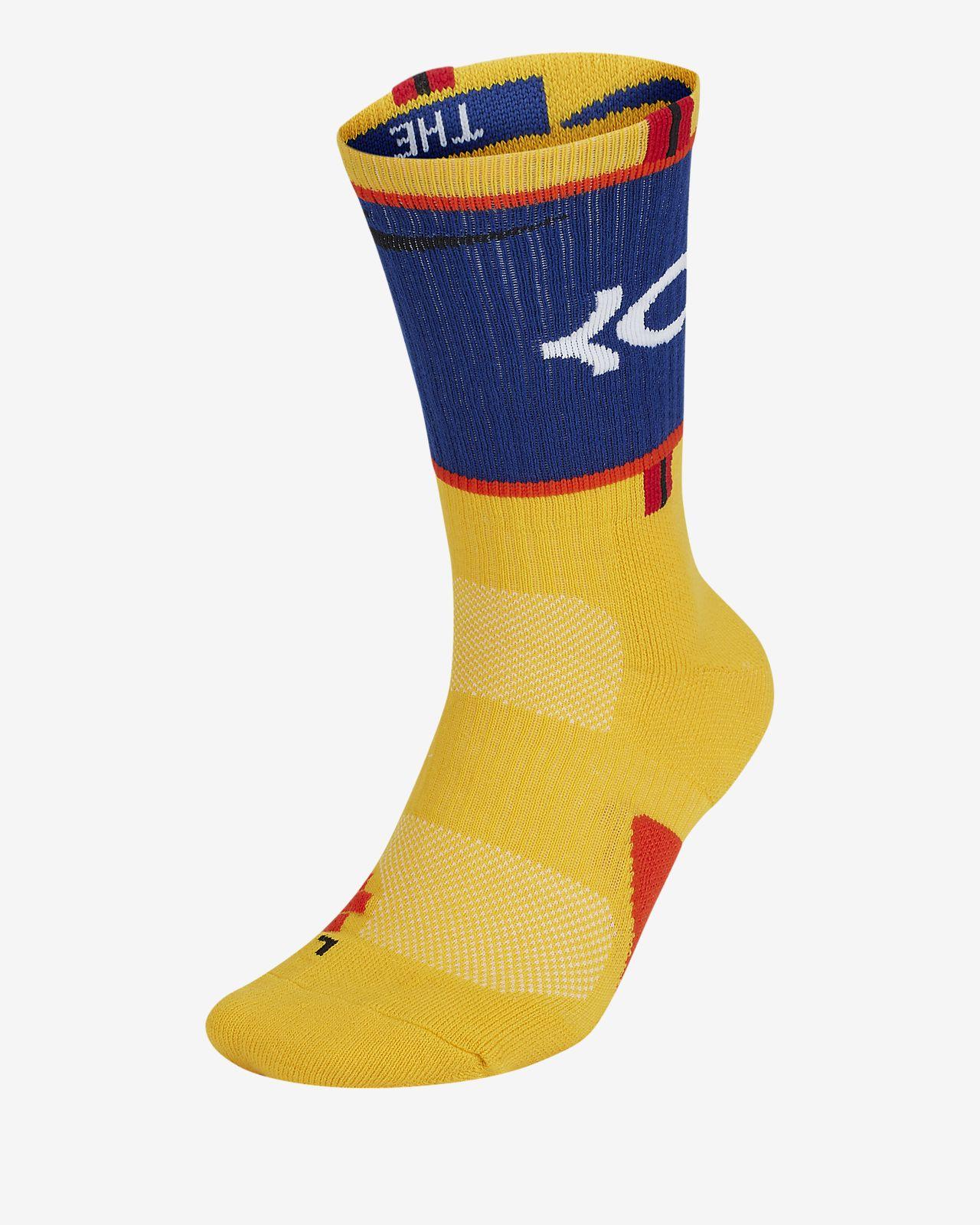 KD Elite Basketball Crew Socks (1 Pair)