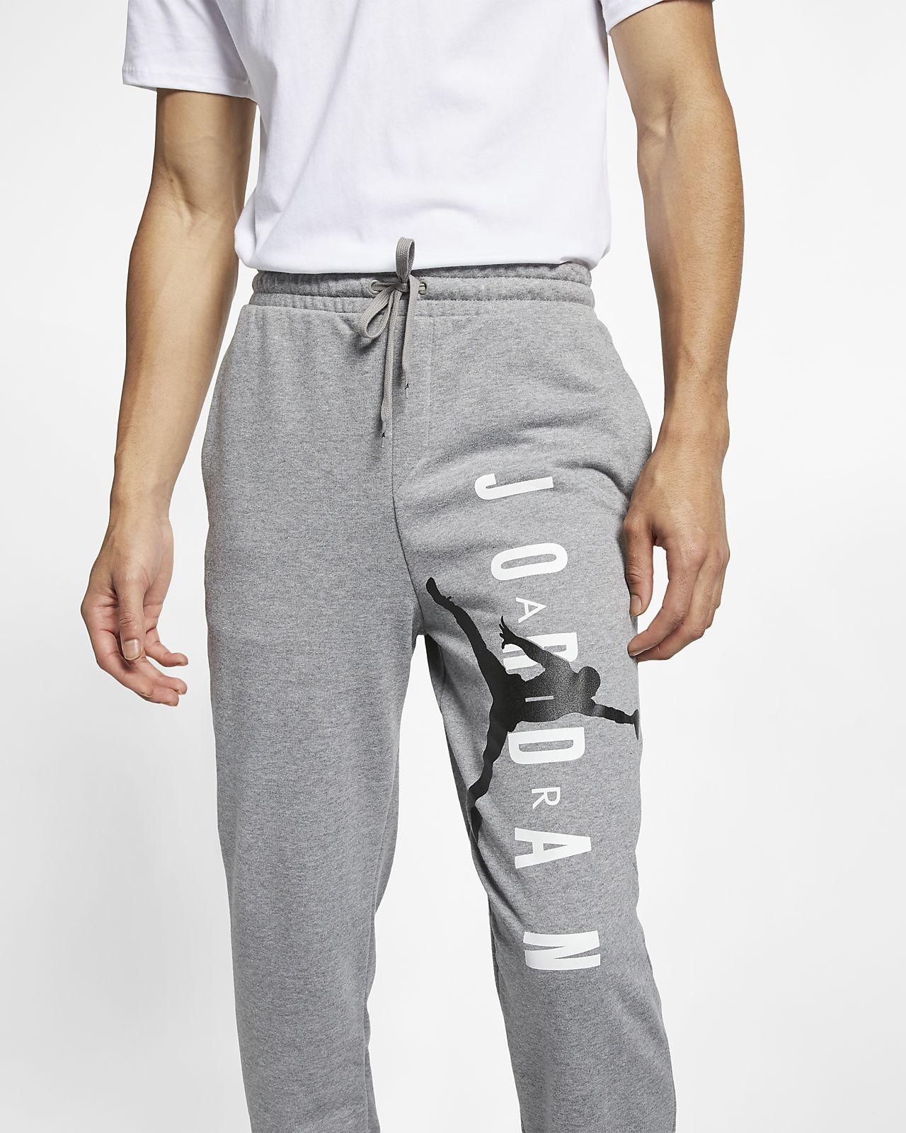 7fdbb5137dfb Jordan Jumpman Air Men s Lightweight Fleece Trousers. Nike.com ZA