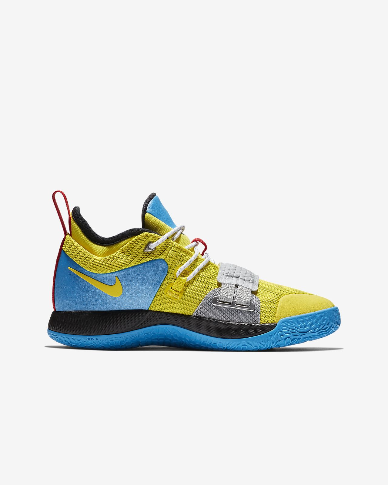 32c08f1cb71 PG 2.5 Big Kids  Basketball Shoe. Nike.com