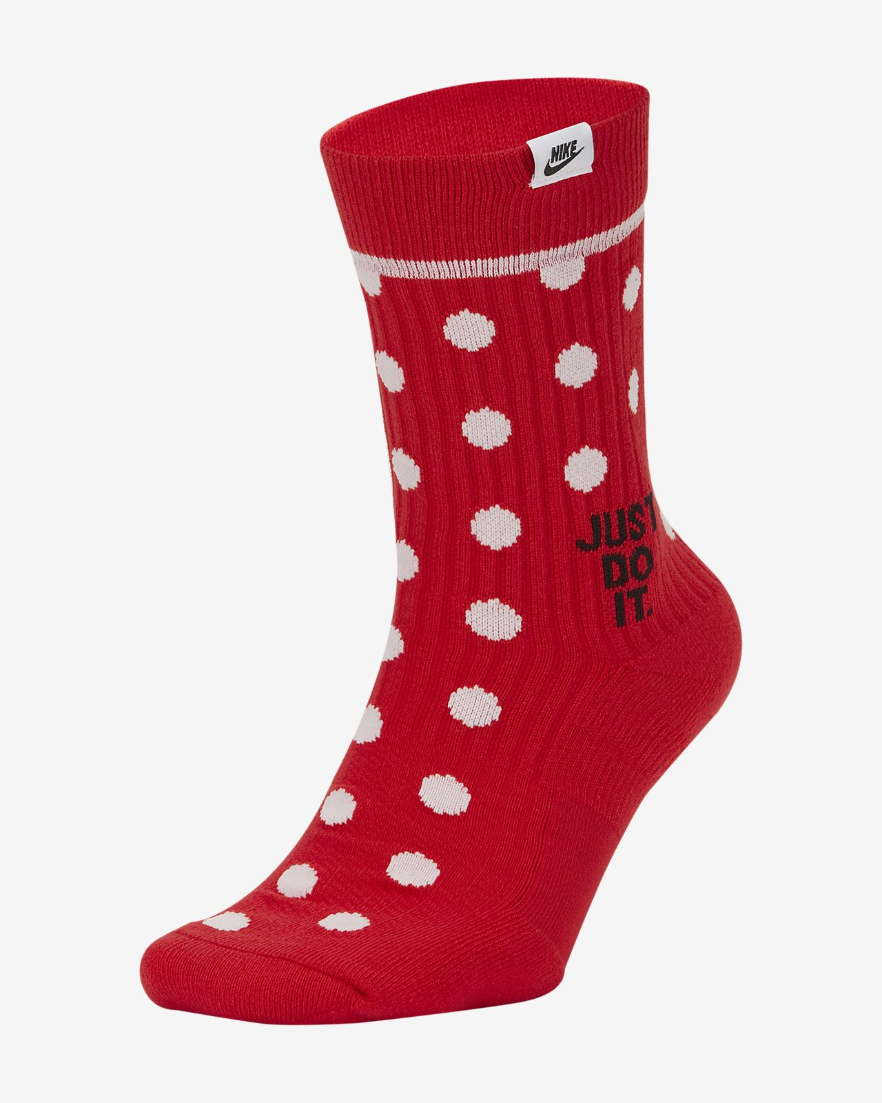 NIKE SNEAKR SOX Unisex Crew (2 Pairs)