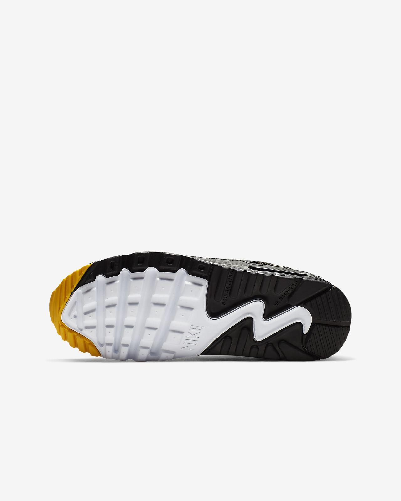 0ae540813c0 Nike Air Max 90 Mesh Kinderschoen. Nike.com BE