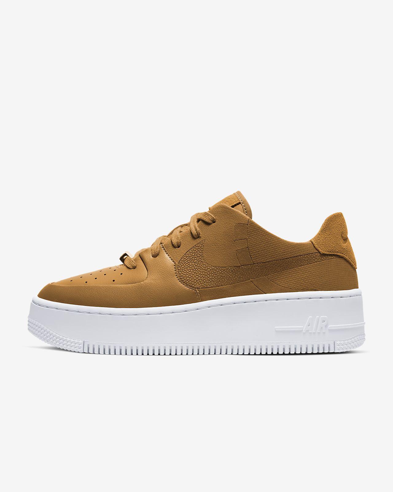 Buty damskie Nike Air Force 1 Sage Low LX