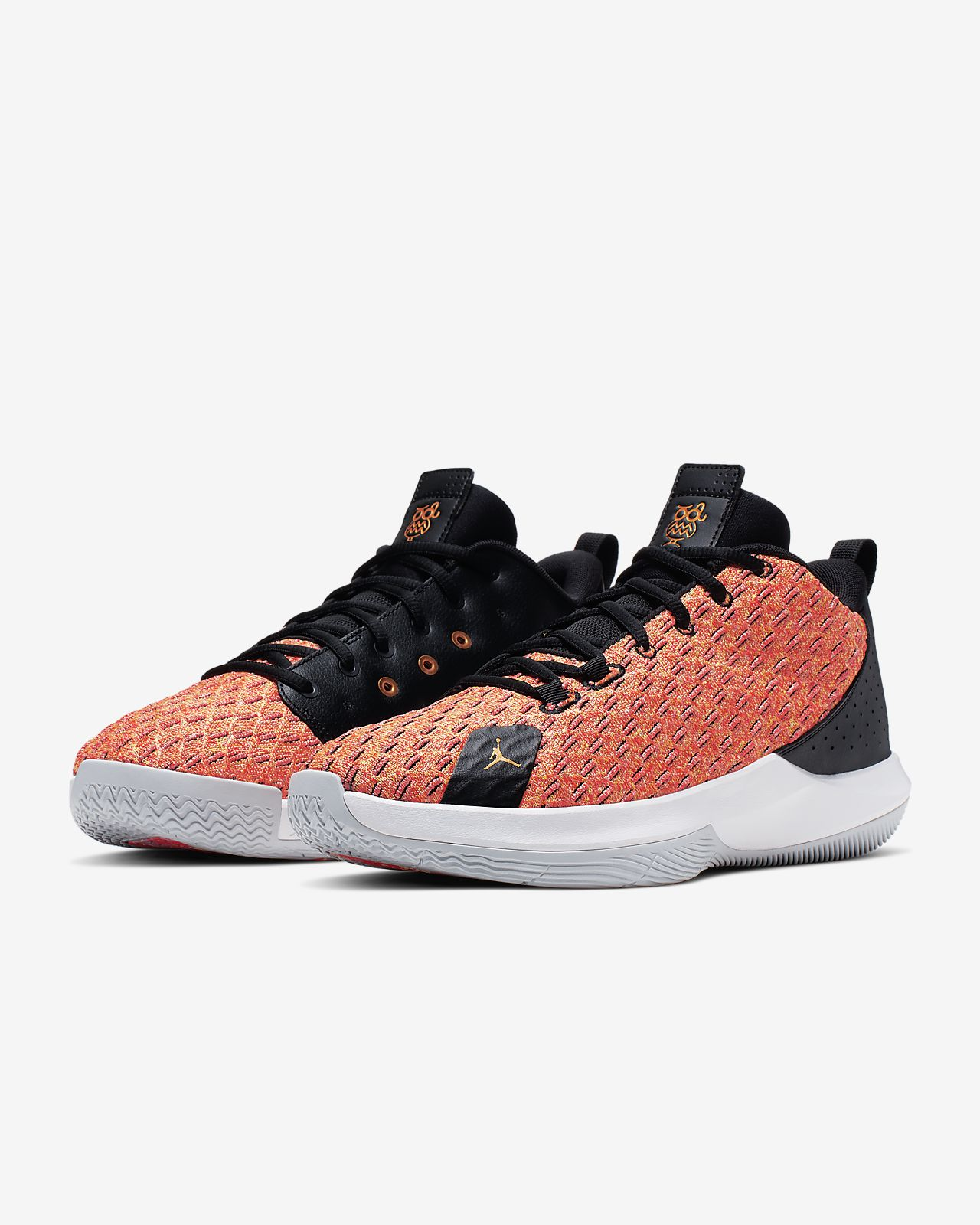 check out 54b22 8c562 XII Basketball Shoe Jordan CP3.XII Basketball Shoe