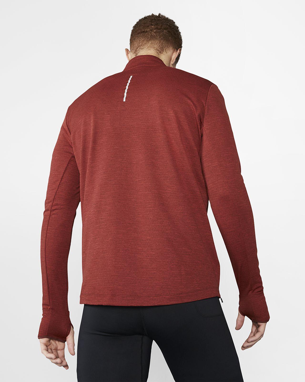 cb09f099 Nike Therma-Sphere Men's 1/2-Zip Running Top. Nike.com NO