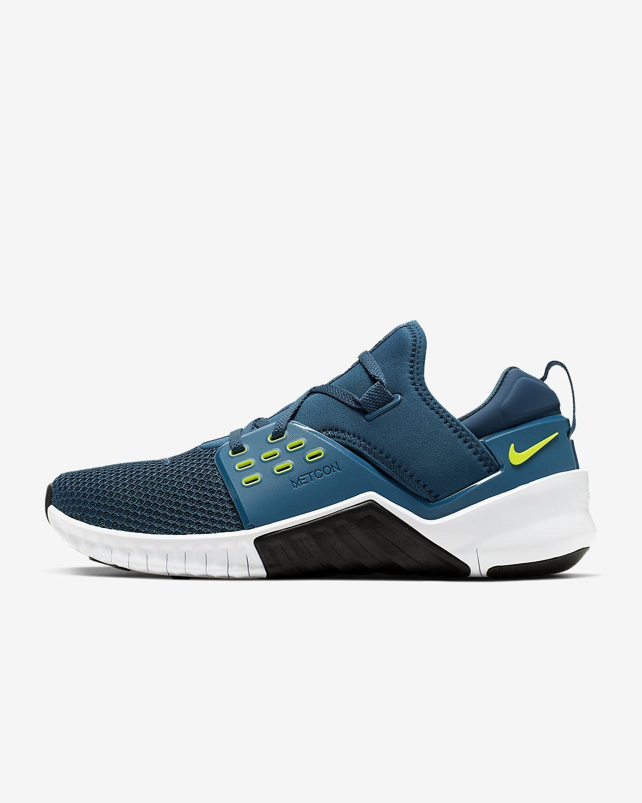 Zapatillas de entrenamiento Nike Free Metcon 2 M AQ8306 002 negro
