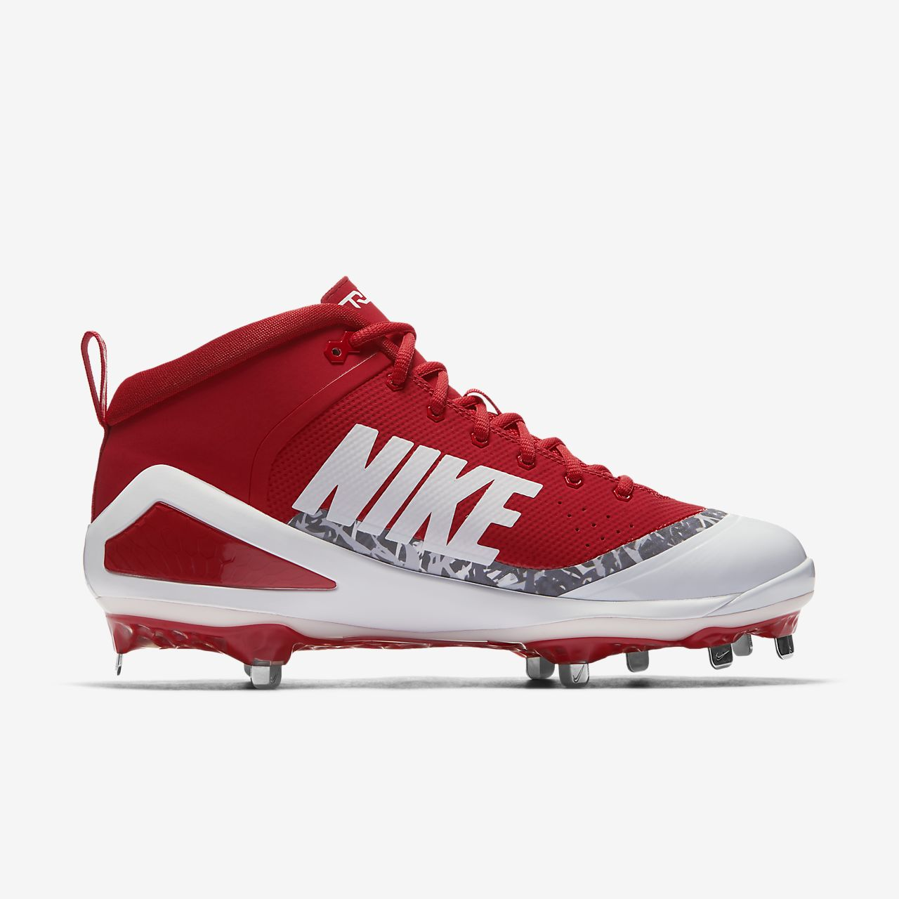 the latest d6cca bdac7 ... Nike Force Zoom Trout 4 Mens Baseball Cleat