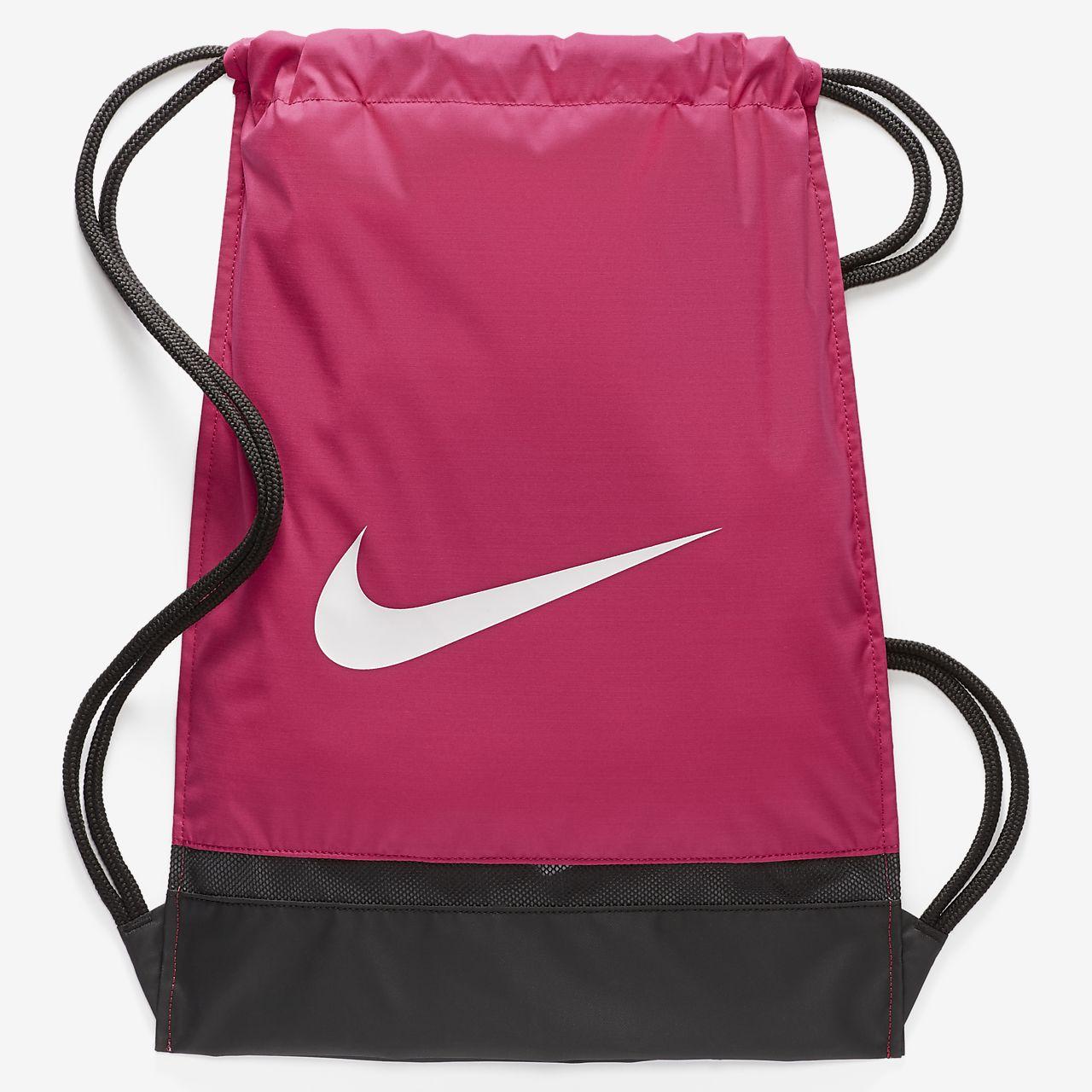 Nike Brasilia Saco de gimnasia de entrenamiento